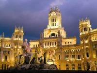 MADRID e TOLEDO in volo